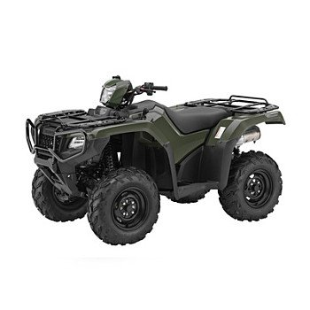 2017 Honda FourTrax Foreman Rubicon for sale 200480370