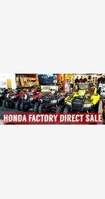 2017 Honda FourTrax Foreman Rubicon for sale 200682395