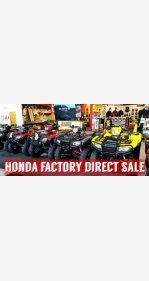 2017 Honda FourTrax Foreman Rubicon for sale 200688758