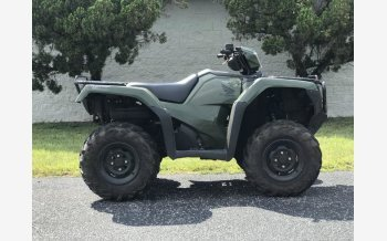 2017 Honda FourTrax Foreman Rubicon 4x4 Automatic DCT EPS for sale 200794756