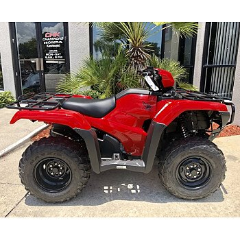 2017 Honda FourTrax Foreman 4x4 ES EPS for sale 200609569