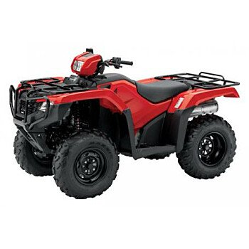 2017 Honda FourTrax Foreman 4x4 for sale 200643801