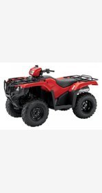 2017 Honda FourTrax Foreman 4x4 for sale 200824100