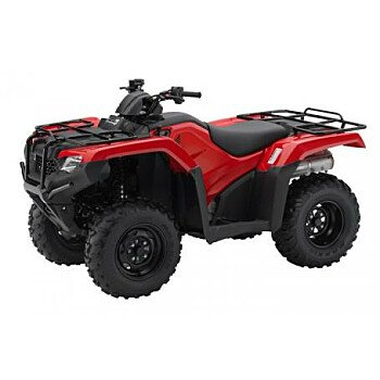 2017 Honda FourTrax Rancher 4x4 ES for sale 200584834
