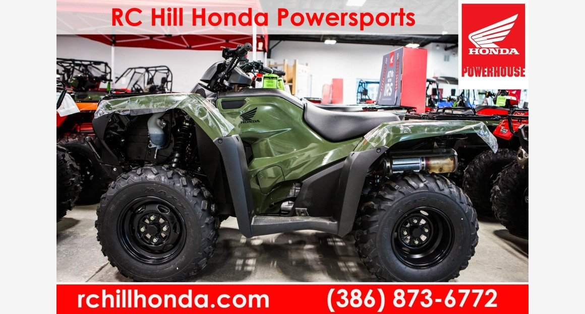2017 Honda FourTrax Rancher for sale 200601651
