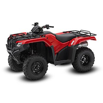 2017 Honda FourTrax Rancher for sale 200626000