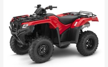 2017 Honda FourTrax Rancher for sale 200643253