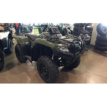 2017 Honda FourTrax Rancher for sale 200687275