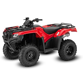 2017 Honda FourTrax Rancher 4x4 Automatic DCT IRS for sale 200707439