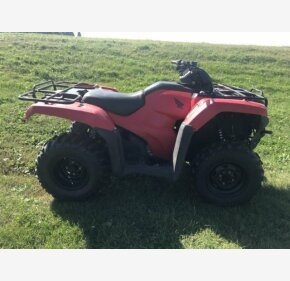2017 Honda FourTrax Rancher for sale 200805077