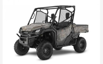 2017 Honda Pioneer 1000 for sale 200619430
