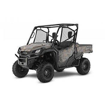 2017 Honda Pioneer 1000 for sale 200619514