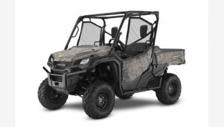 2017 Honda Pioneer 1000 for sale 200619530