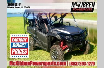 2017 Honda Pioneer 1000 for sale 200900692