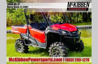 2017 Honda Pioneer 1000 for sale 200974558