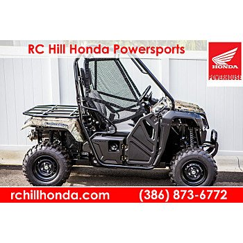 2017 Honda Pioneer 500 for sale 200719850
