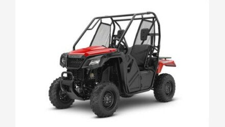 2017 Honda Pioneer 500 for sale 200491031
