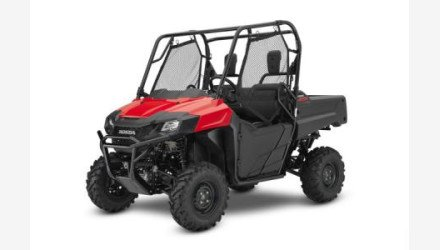 2017 Honda Pioneer 500 for sale 200606280