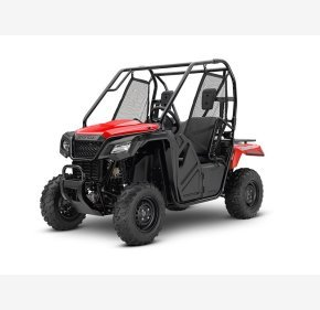 2017 Honda Pioneer 500 for sale 200650459