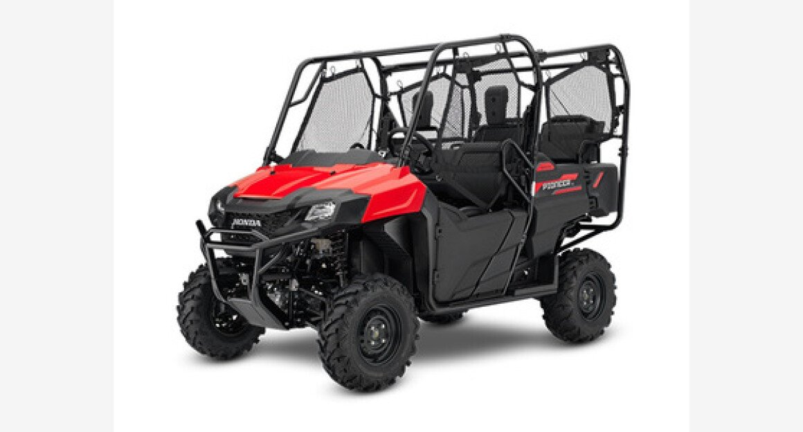 2017 Honda Pioneer 700 for sale 200610029