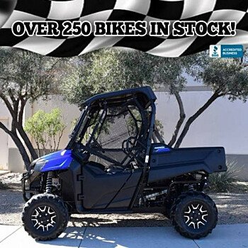 2017 Honda Pioneer 700 for sale 200682389