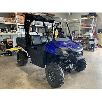 2017 Honda Pioneer 700 for sale 200900852