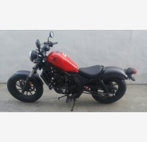 2017 Honda Rebel 500 for sale 200524720