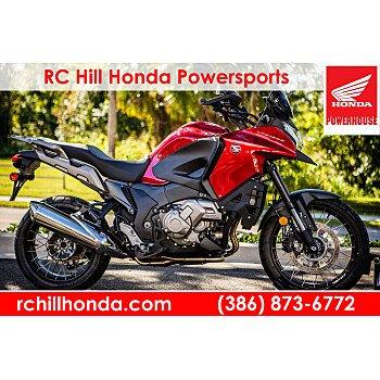 2017 Honda VFR1200X for sale 200917636
