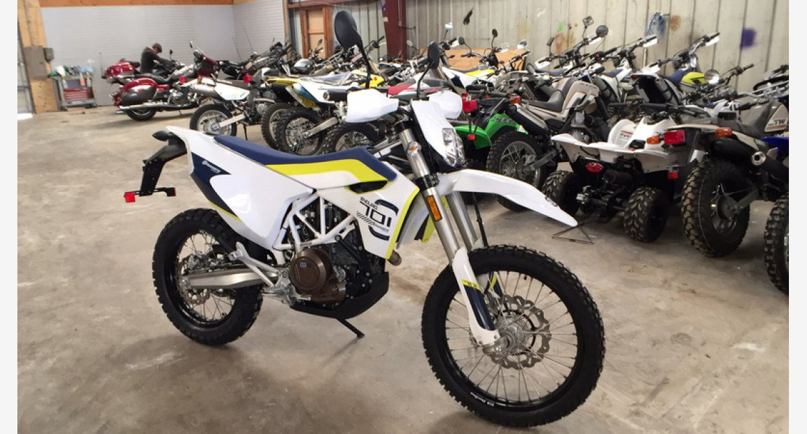 2017 Husqvarna 701 for sale 200515806