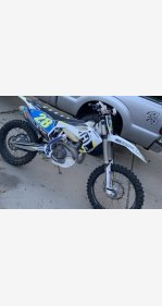 2017 Husqvarna FX450 for sale 200839507