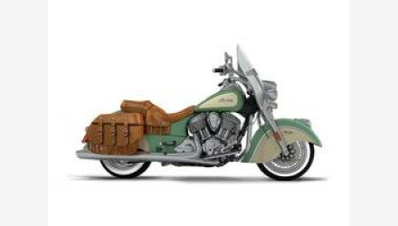 2017 Indian Chief for sale 200657602