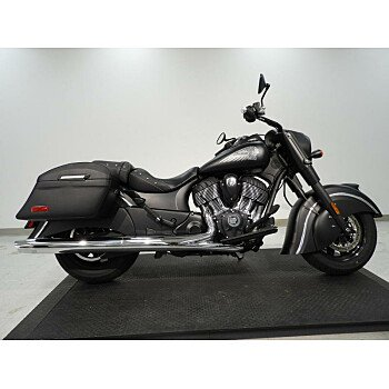 2017 Indian Chief Dark Horse for sale 200779632