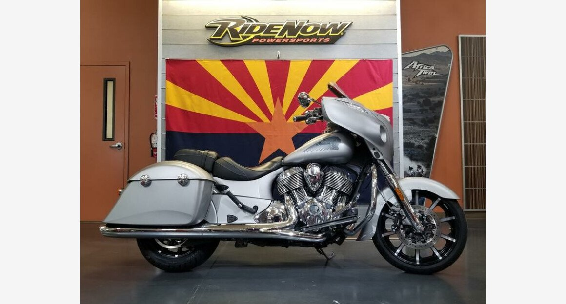 2017 Indian Chieftain Limited w/ 19 Inch Wheels & ABS for sale 200663160