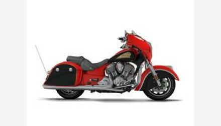 2017 Indian Chieftain for sale 200731037