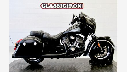 2017 Indian Chieftain Dark Horse for sale 200810199