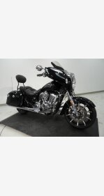 2017 Indian Chieftain Limited w/ 19 Inch Wheels & ABS for sale 200878889
