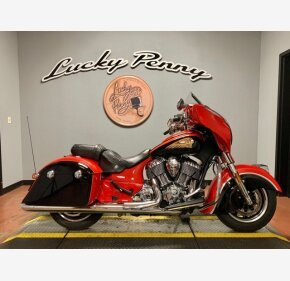 2017 Indian Chieftain for sale 200955695