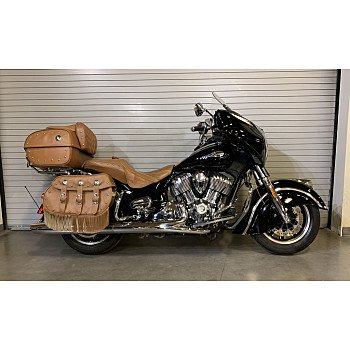2017 Indian Roadmaster Classic for sale 200857739
