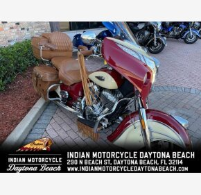2017 Indian Roadmaster Classic for sale 201005077