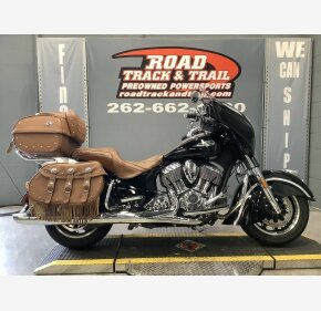 2017 Indian Roadmaster for sale 201055203