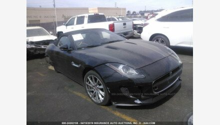2017 Jaguar F-TYPE for sale 101125758