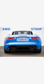 2017 Jaguar F-TYPE SVR Convertible for sale 101198242