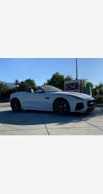 2017 Jaguar F-TYPE SVR Convertible for sale 101206608