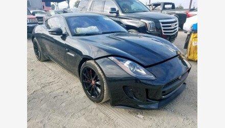2017 Jaguar F-TYPE Coupe for sale 101236289