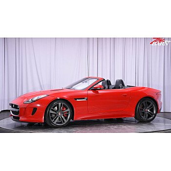2017 Jaguar F-TYPE for sale 101328387