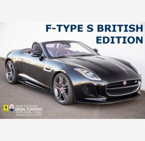 2017 Jaguar F-TYPE for sale 101358748