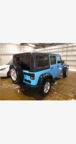 2017 Jeep Wrangler 4WD Unlimited Sport for sale 101014804