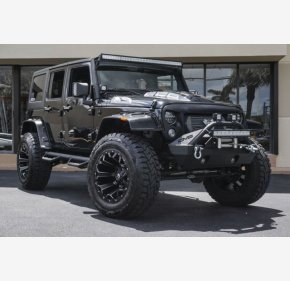 2017 Jeep Wrangler 4WD Unlimited Sport for sale 101017635
