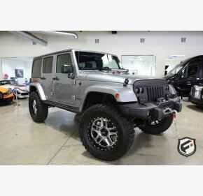 2017 Jeep Wrangler 4WD Unlimited Sahara for sale 101062558