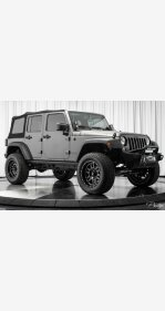 2017 Jeep Wrangler 4WD Unlimited Sport for sale 101077279
